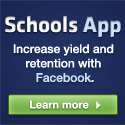 schools App increase yield and retention with Facebook